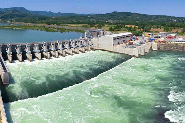 Bilaloglu проект ГЭС