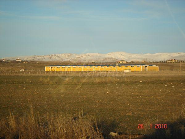 Ankara Gol Basi Factory