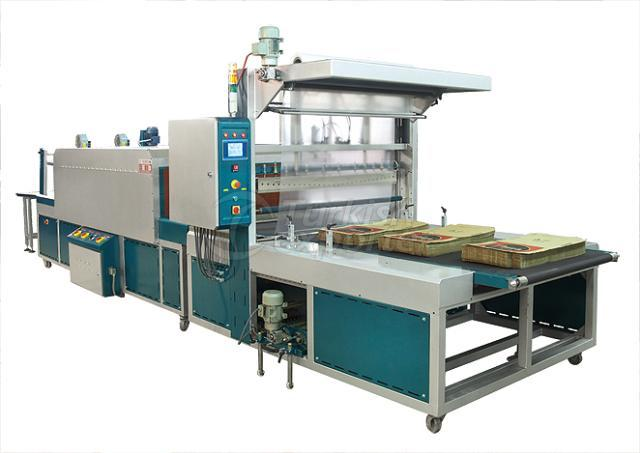 Full Automatic Shrink Packaging Machine