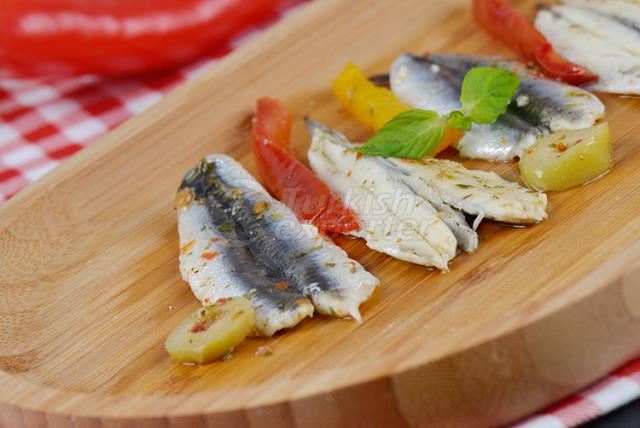 Catalan Anchovy Fillet