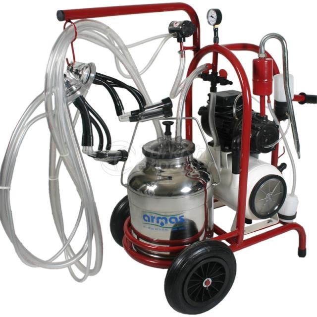 Mobile Ovine Milking Machine