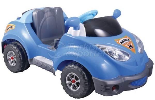 Car with Battery Matrix