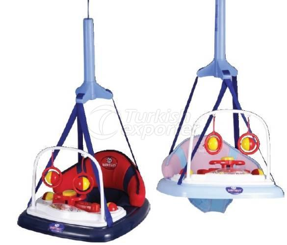 Baby and Kid Items Musical Baby Exerciser