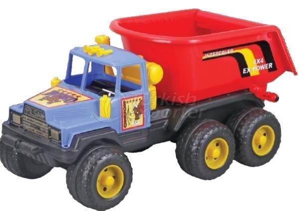 Dump Truck Rodeo