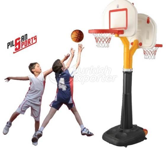 Professional Basketball Set Dual