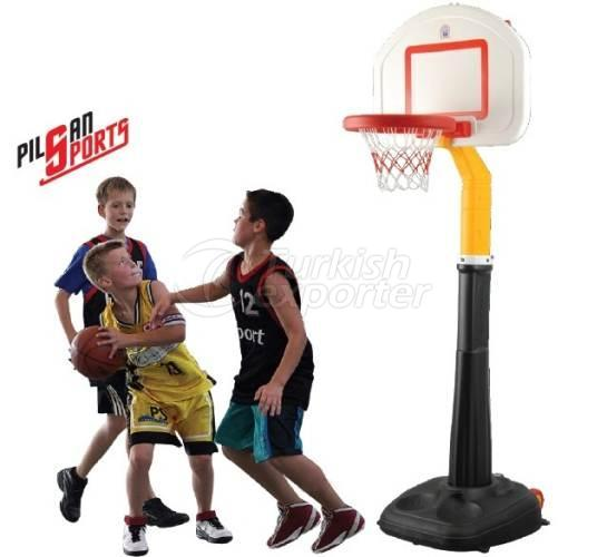 Professional Basketball Set
