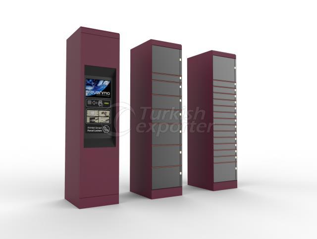 RVNM - Smart Parcel Locker
