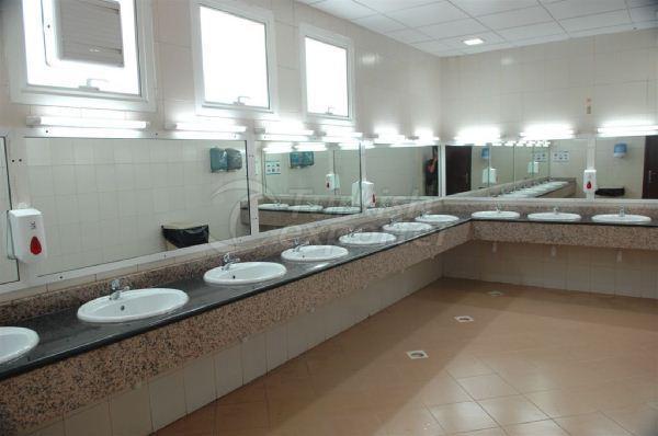 مشروع ابو ظبي - استيطان 26000 عمال