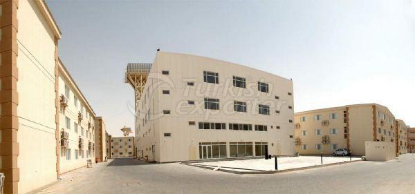 مشروع ابو ظبي - استيطان 16000 عمال