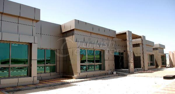 Al Madina Abu Dhabi Police Station Projects
