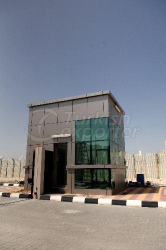 مشروع المدينة لمركز الشرطة في ابو ظبي