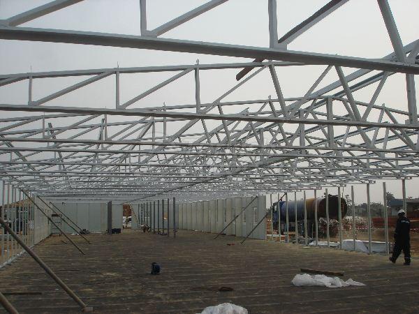 Bbqua Modular Building Nigeria Projects
