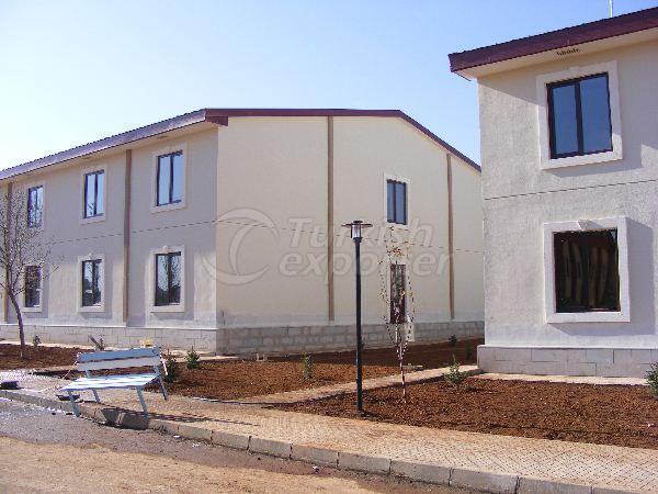Bingol Dormitory Building Projects