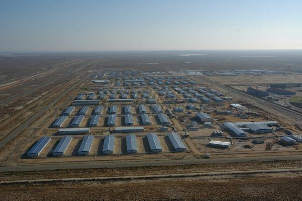 6.500 Men Worker Camp Project Atyrau Kazakhstan