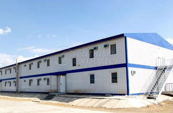 Karachaganak Kazakhistan Worker Camp Project