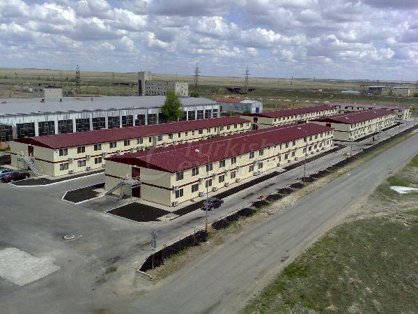 Kazakhistan Office Building Project