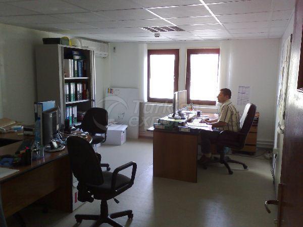مشروع ابنية مكاتب في  كازخستان