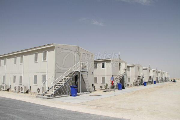 6.000 Men Worker Camp Project Habshan U.A.E