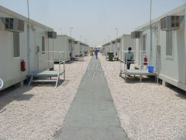 Qatalum Messiad Doha Qatar Worker Camp Project