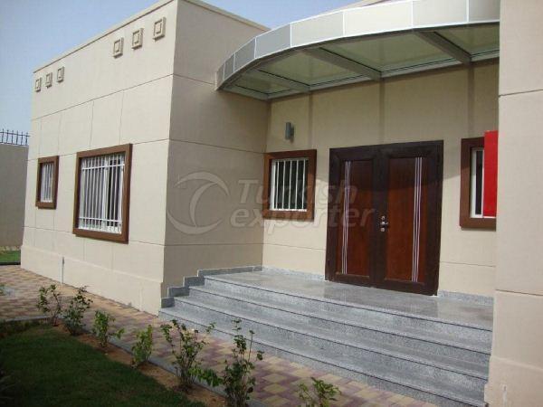 مشروع انشاء القصور في ابو ظبي