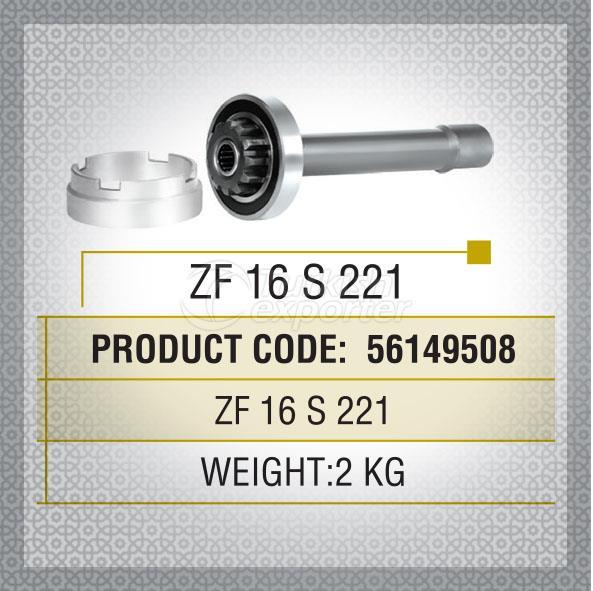 Cardan Shaft 2F165221