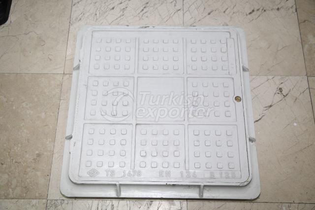 Square Manhole Cover 50x50