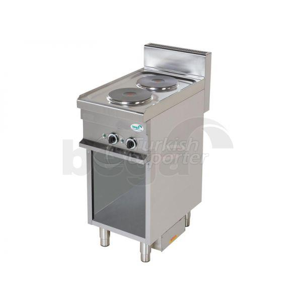 Electric Cooker 2 Burners