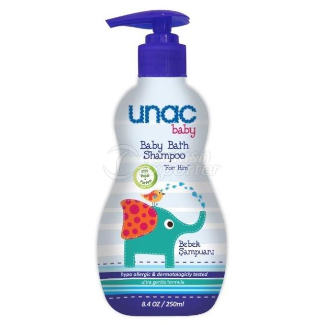 Un4007 - Unacbaby Shampoo For Him