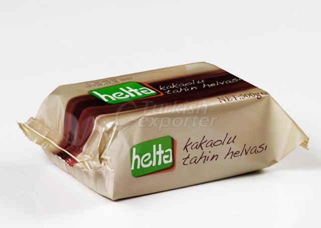 Halva with Cocoa 500g