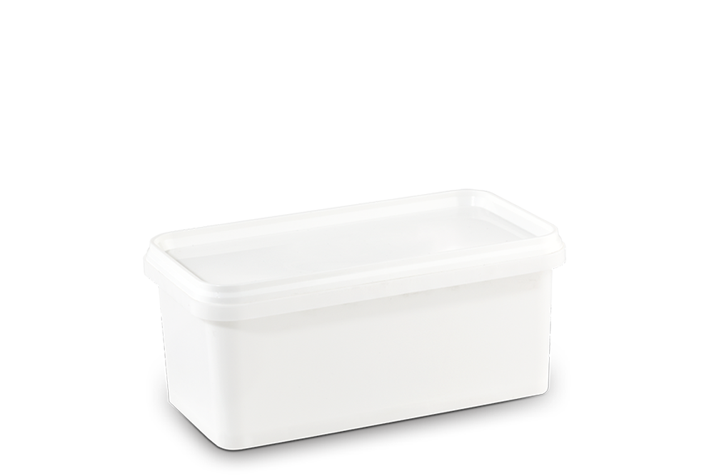 Plastic Container 750 ML _3_ BP