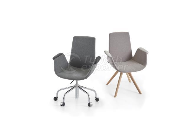 Cadeiras de escritório Mody