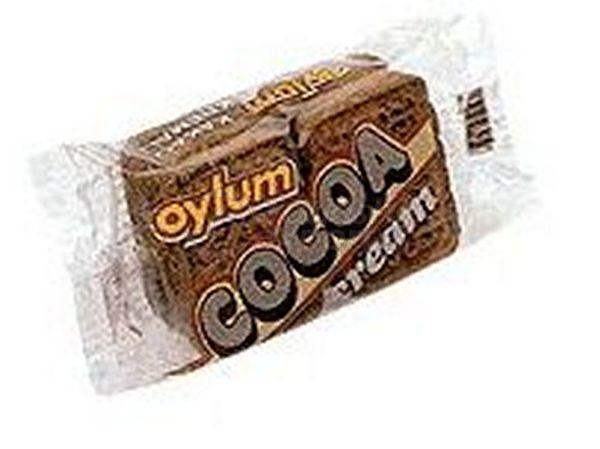 Cacao Cream Sandwich Biscuit