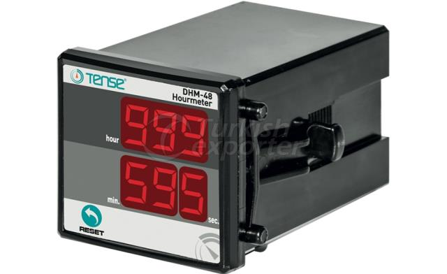 Digital Business Power Time Clock DHM-48