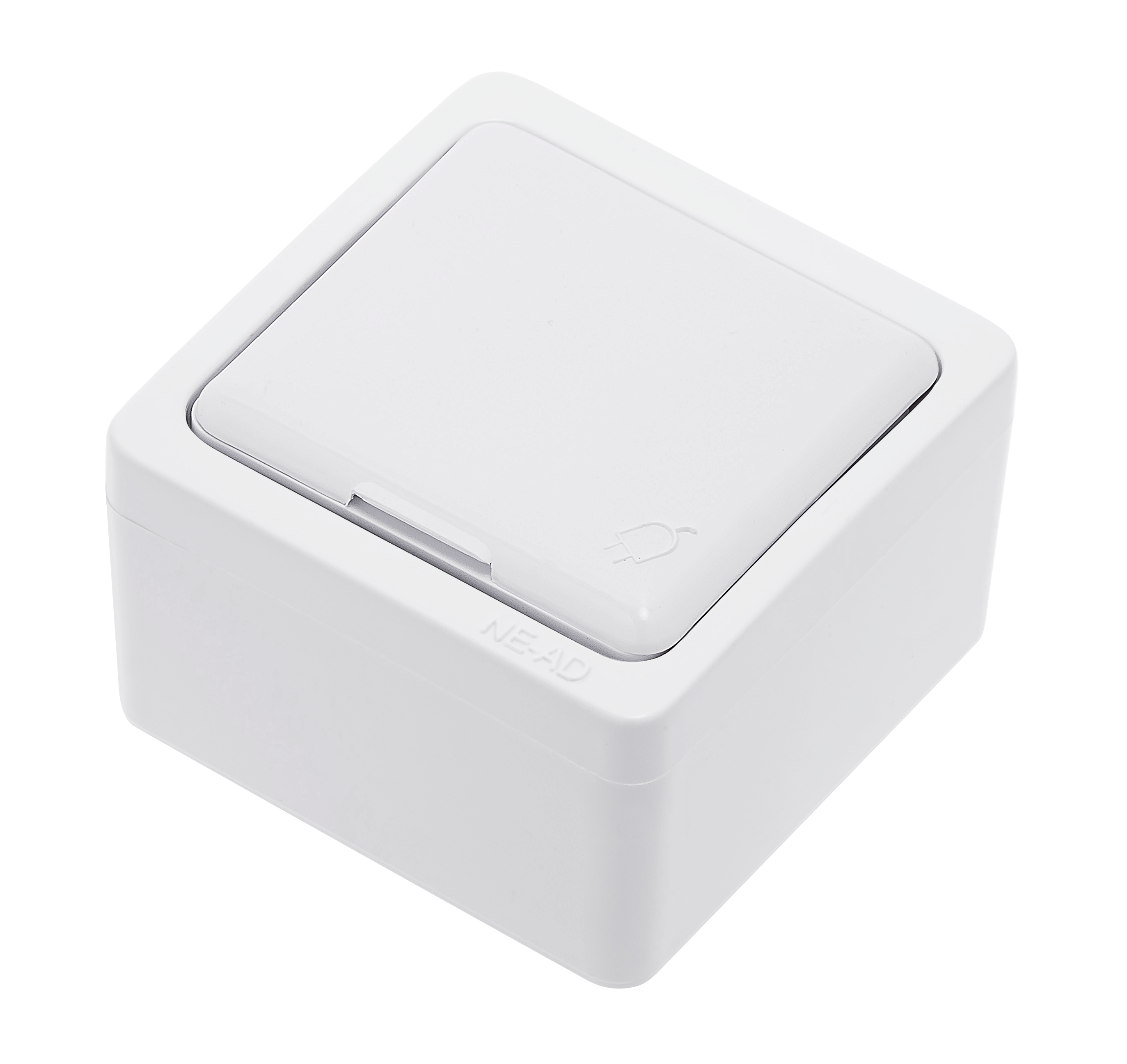 Socket 2P+E With Lid / 95-09
