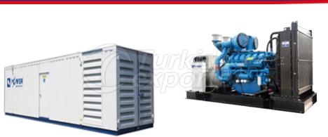 Diesel Generators -KJP1650