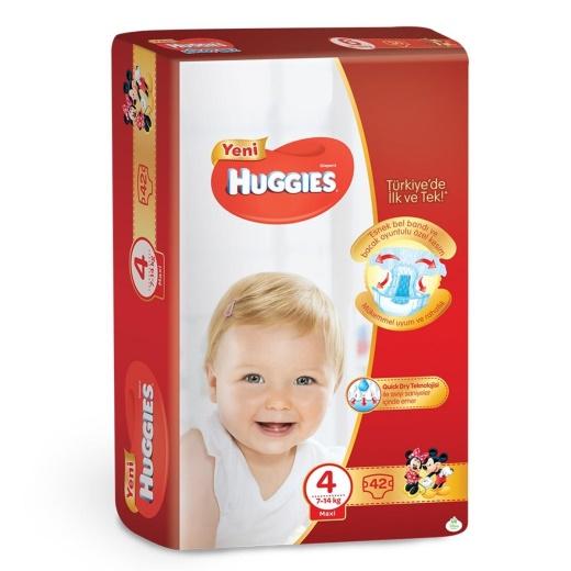 HUGGIES JUMBO PAKET ÇOCUK BEZI