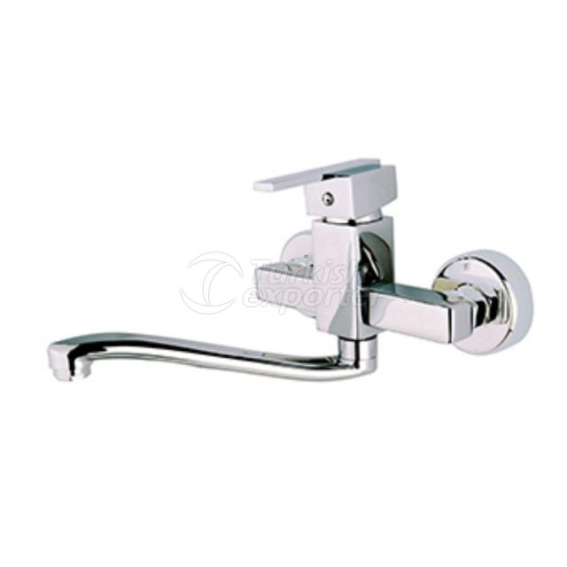 Sink Mixer (Wallmounted) 154