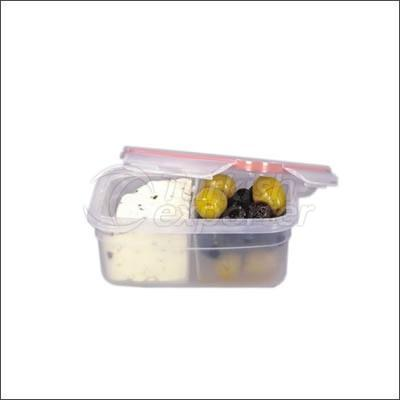 Storage Boxes With Partition Fresh Box 0,5 lt