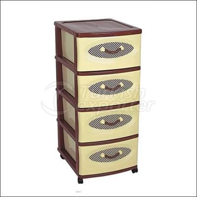 Nightstand Airbox Perforated