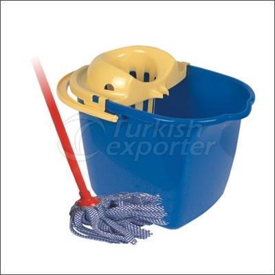 Cleaning Set 14 lt Natural Pratic
