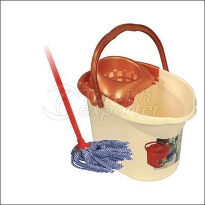 Cleaning Set 14 lt Pratic