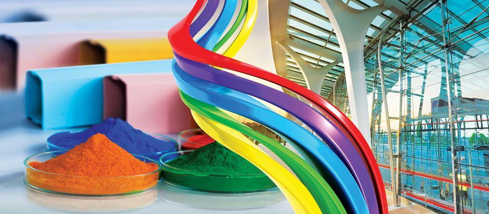 Architectural Powder Paint