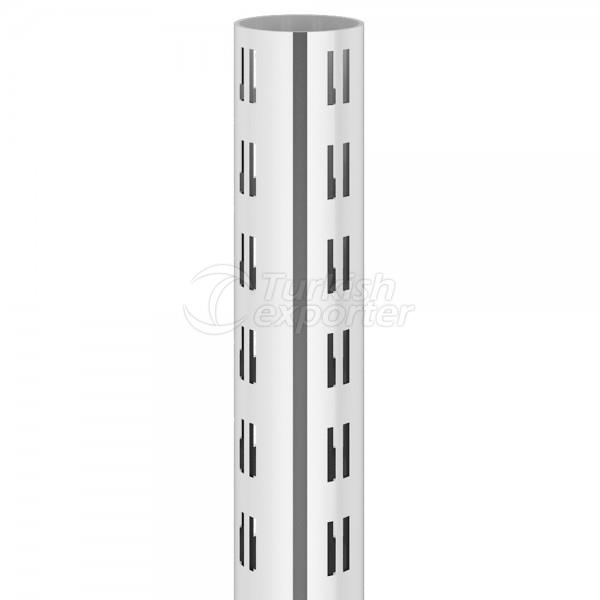 57 mm redondo vertical