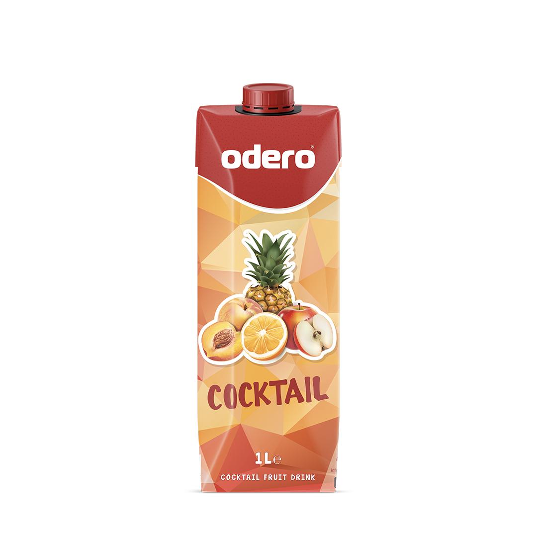 Cocktail Mix Fruit Juice Best Price in Tetra Pak 1000 ml