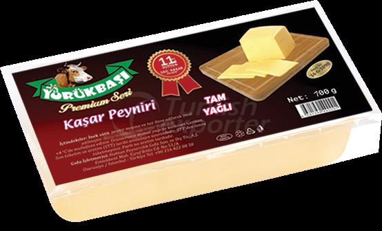 Kashkaval Cheese