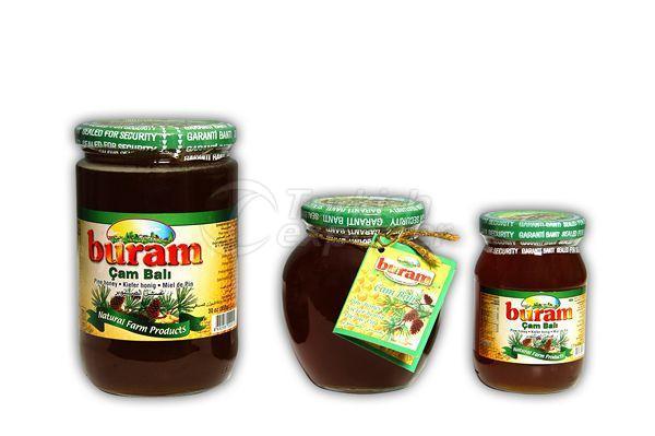 Pine Honey 850 gr, 450 gr, 220 gr