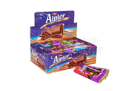Tablet Alps Chocolate