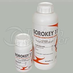 Plant Nutrition Products Borokey 11