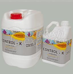 منتجات تغذية نباتات  Control-K