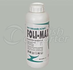 Productos de nutrición vegetal Foli-Max